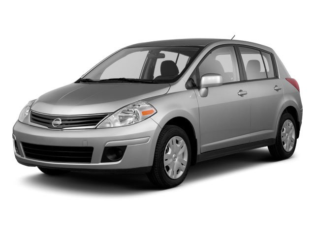 Pre-Owned 2011 Nissan Versa 1.8 S