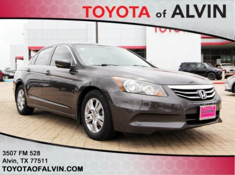 Pre-Owned 2012 Honda Accord LX-P