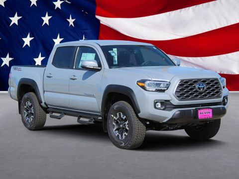 New 2020 Toyota TACOMA TRD OFFRD TRD Offroad