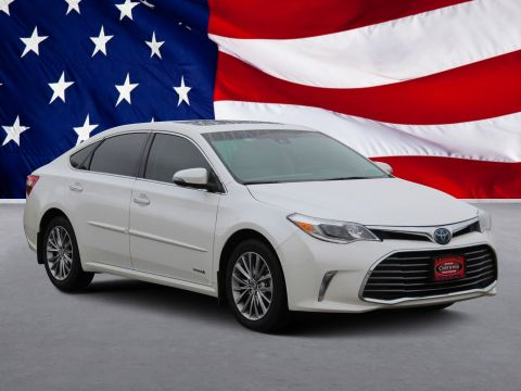 Certified Pre-Owned 2016 Toyota Avalon Hybrid LTD