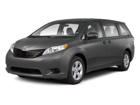 Pre-Owned 2011 Toyota Sienna Base