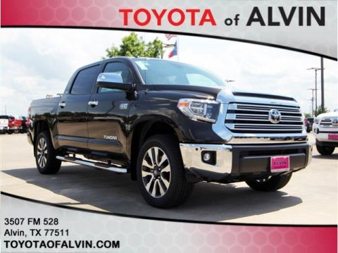 New 2019 Toyota TUNDRA 4X4 Limited